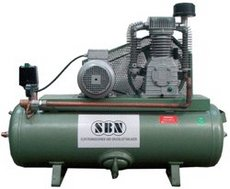 Druckluftkompressoren: SBN - Kompressor 750/16/2/350 D