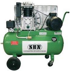 Druckluftkompressoren: SBN - Kompressor 900/10/2/100 D
