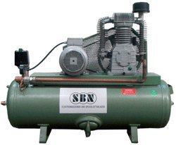 Druckluftkompressoren:                     SBN - Kompressor 950/11/2/150 D