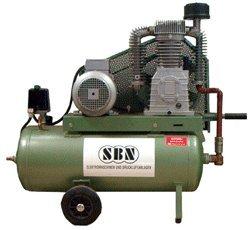 Druckluftkompressoren:                     SBN - Kompressor 950/16/2/90 D