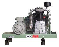 Druckluftkompressoren:                     SBN - Kompressorenbrücke 2350/16/4