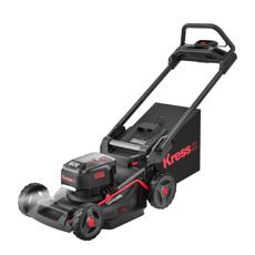 Akkurasenmäher: Kress Robotik - KG757E.9 SET (inkl. Akku und Ladegerät)