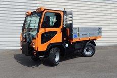 Kommunalfahrzeuge: LADOG  - LADOG T-1400