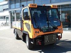 Kommunalfahrzeuge: LADOG  - LADOG T-1700