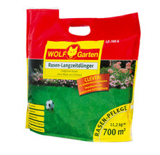 Rasendünger: Wolf-Garten - LD 700 A RASEN-LANGZEITDÜNGER FÜR 70 TAGE