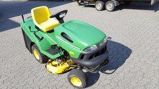 Gebrauchte  Gartentraktoren: John Deere - LR135 (gebraucht)