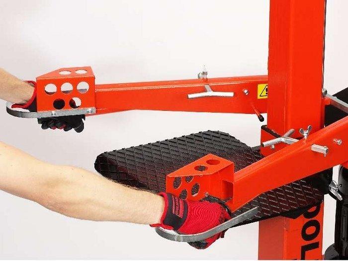 Mieten                                          Holzspalter:                     Dolmar - LS-6002 (mieten)