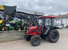 Kompakttraktoren: LTEC - LM501 Traktor mit Frontlader