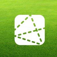 Smart Cutting Algorithmus  für einen vollständig gemähten Rasen und kürzere Mähzeiten