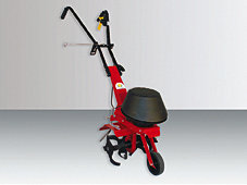 Motorhacken: Scheppach - Motorhacke MTP560