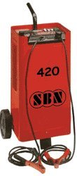 Werkstattausstattung: SBN - Ladegerät Start 420