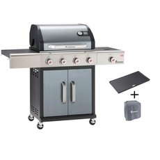 Gas-Grillstationen: Landmann - Landmann Gasgrill Barbecue of the Champion PTS 4.1