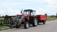 Anhänger: Metal-Fach - Landwirtschaftliche Anhänger T703 – 3,8t