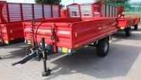 Anhänger: Metal-Fach - Landwirtschaftliche Anhänger T735/1 – 2,5t