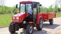 Anhänger: Metal-Fach - Landwirtschaftliche Anhänger T736A – 1,5t