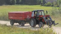 Anhänger: Metal-Fach - Landwirtschaftliche Anhänger T940/1 – 5t
