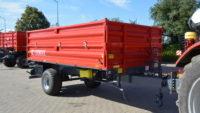 Anhänger: Metal-Fach - Landwirtschaftliche Anhänger T957 – 5t