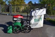Gebrauchte  Laubsauger: Billy Goat - Laub- und Abfallsauger (gebraucht)