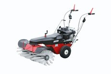 Kehrmaschinen: 4F - Limpar 82  Vario Briggs & Stratton Industrial ES