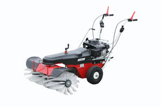 Kehrmaschinen: 4F - Limpar 102 Honda GXV 160 OHV