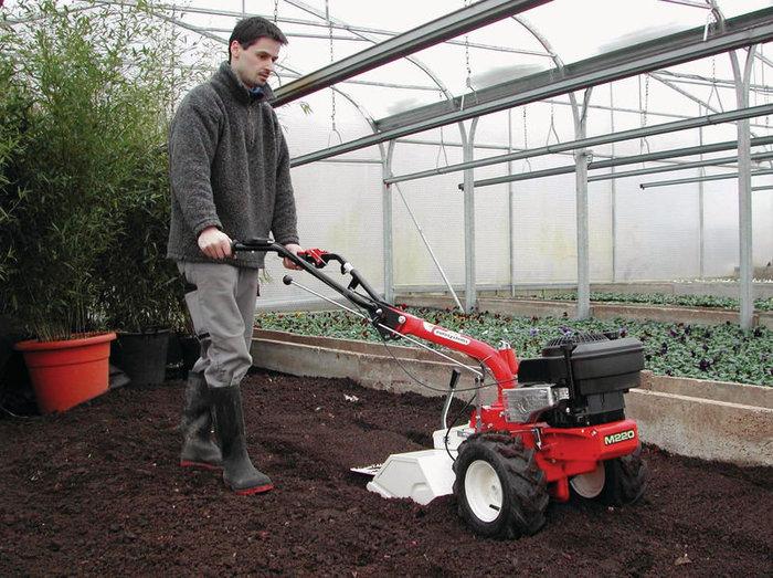 Bodenbearbeitung - einfach und effizient
