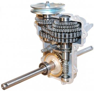 Briggs & Stratton 850-series 190 cm³ I/C (Industrial/Commercial) Premium-Profi-OHV Motor - mit extrem zuverlässigem Leichtstart durch Ready Start Technologie - außerdem mit besonders hohem Drehmoment und vorbildich kleinem Verbrauch