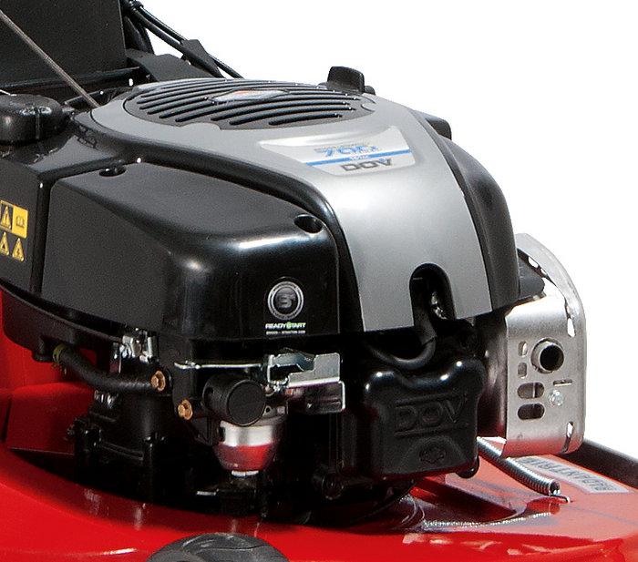 Leistungsstarker DOV-Motor