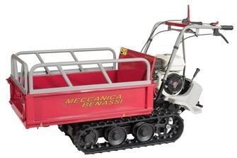 Allzwecktransporter:                     Meccanica Benassi - MB 3500