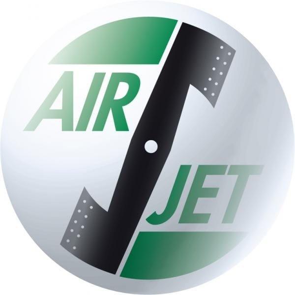 Herkules Air-Jet für perfektes Sammeln von Gras