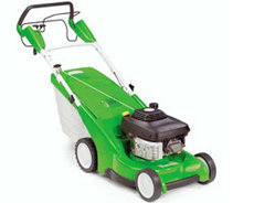 Mieten  Benzinrasenmäher: Honda - HRG 465 CSD mit Antrieb (mieten)