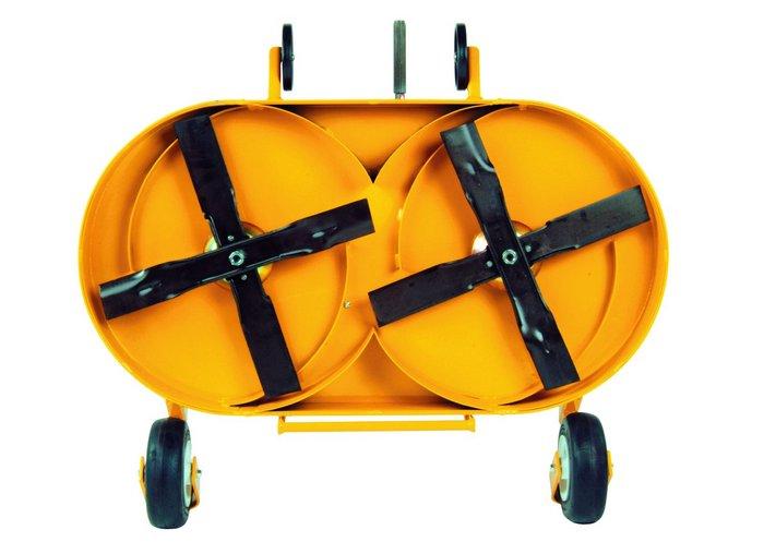Mulchen oder Fangen - mit dem Walker MC-GHS stehen Ihnen alle Optionen offen.