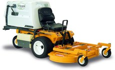 Zero-Turn: 								Walker Mowers - MB-V