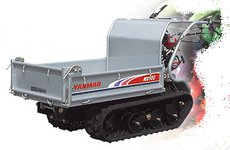 Allzwecktransporter: Yanmar - MCG 950 (Ladefläche mechanisch kippbar)