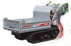 Allzwecktransporter: Yanmar - MCG 950 (Ladefläche hydraulisch kippbar; extra Hydraulik Anschlüsse)