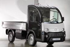 Allzwecktransporter: Mega - MEGA-Transporter E-Worker