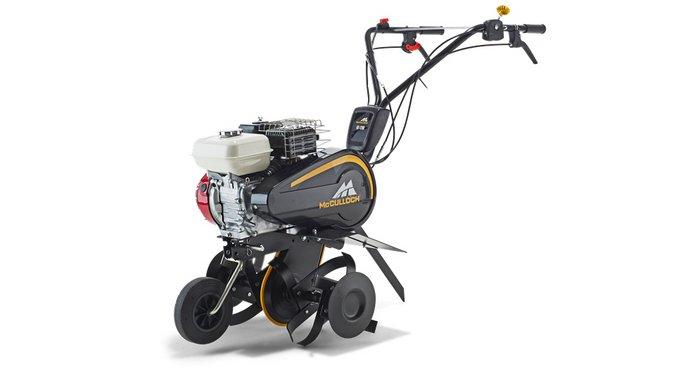 Motorhacken:                     McCulloch - MFT 60-120R