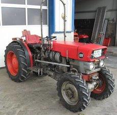 Gebrauchte Landtechnik: MF - MF 139 A (gebraucht)