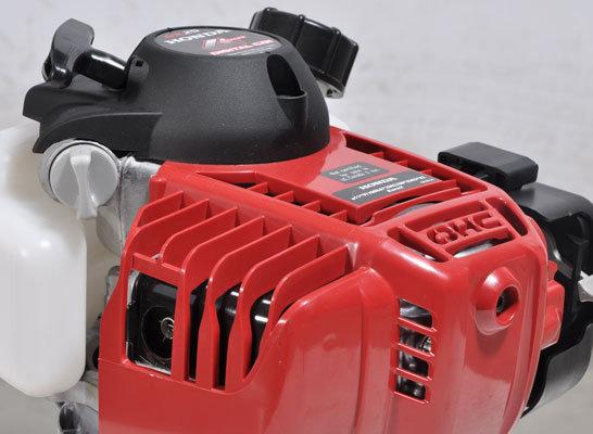 Verbrauchsarmer 4-Takt Motor