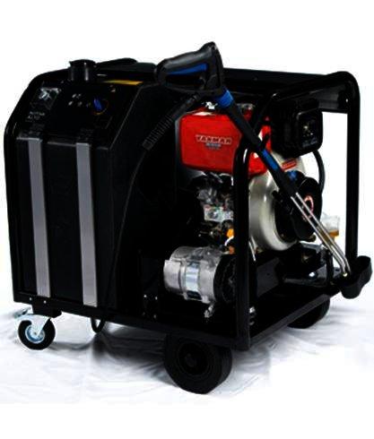 Heißwasser-Hochdruckreiniger:                     Nilfisk - MH 7P-220/1120 PE