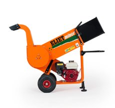 Gartenhäcksler: Eliet - MINOR 4S 6,0 PS Honda GP200
