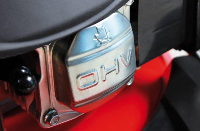 Kraftvoller OHV-Motor mit Elektrostart