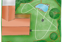 Der MOWiT 500F SERIES II erkennt automatisch Hindernisse und die Begrenzung des Terrains. Er mäht nach einem zufälligen Muster, so dass die ganze Rasenfläche gleichmäßig gepflegt wird. Die Programmierung wird individuell auf die Herausforderungen Ihres Rasens abgestimmt. Je nach Größe und Komplexität Ihrer Rasenfläche können Sie die Einsatzorte, Einsatztage wie auch die tägliche Einsatzzeit einfach selber bestimmen. Durch den regelmäßigen, täglichen Schnitt werden immer nur die Spitzen gekürzt. Diese werden dem Rasen als wertvoller Dünger zugeführt.