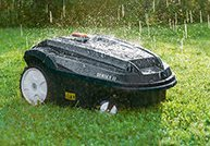 Gebrauchte  Mähroboter: Sabo - MOWit 500 F Series II (gebraucht)