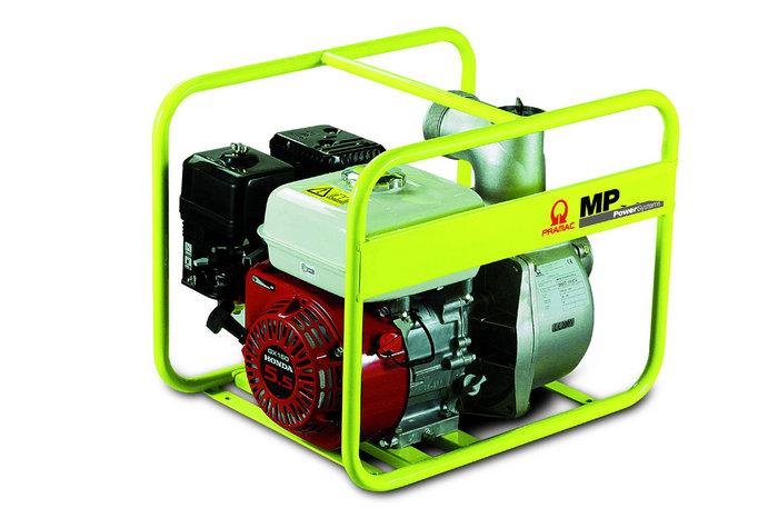 Schmutzwasserpumpen:                     Pramac - MP 66-3
