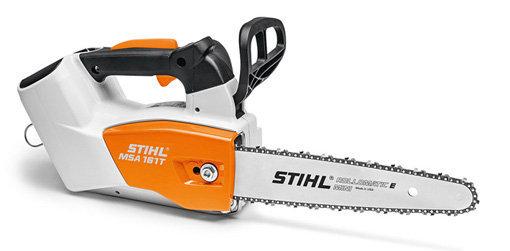 Angebote                                          Top-Handle-Sägen:                     Stihl - MSA 161 T ohne Akku und Ladegerät 30 cm  (Empfehlung!)