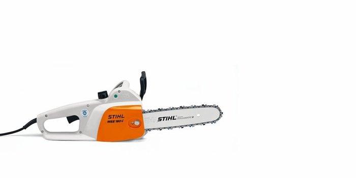 Mieten                                          Elektrosägen:                     Stihl - MSE 160 (mieten)