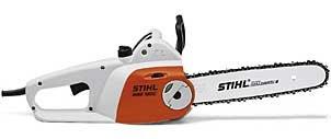 Elektrosägen:                     Stihl - MSE 160 C-BQ (35cm)