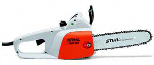 Elektrosägen:                     Stihl - MSE 160 C-Q (35cm)