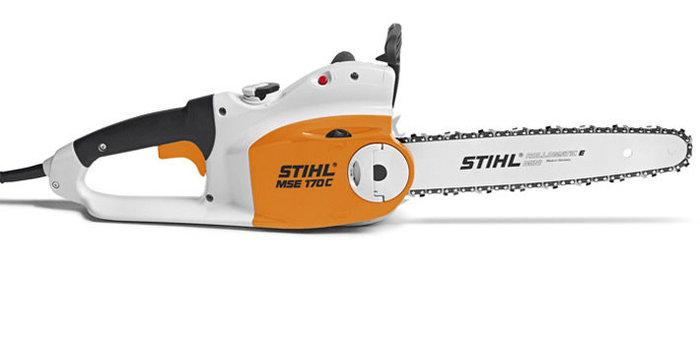 Elektrosägen:                     Stihl - MSE 170 C-BQ 30 cm