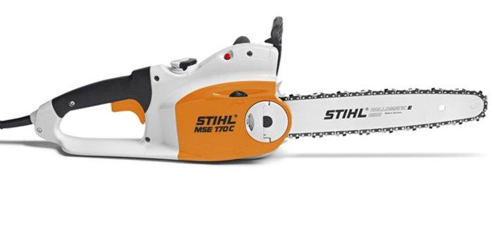 Angebote                                          Elektrosägen:                     Stihl - MSE 170 C-BQ (35 cm)  (Empfehlung!)